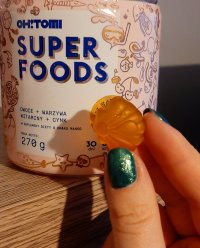WITAMINY SUPERFOODS OH!TOMI - Opinie