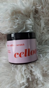 Peeling kawowy Scratch-coffee-scratch Celloo - Opinie