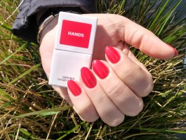 LAKIER HYBRYDOWY DATE RED HANDS - Opinie