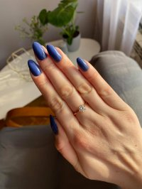 LAKIER HYBRYDOWY BLUE VELVET HANDS - Opinie