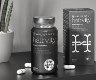 NUTRIKOSMETYK HAIRVITY MEN Halier