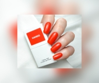 LAKIER HYBRYDOWY CORAL RED HANDS