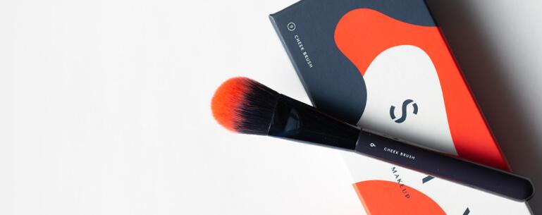 Kompozycja - Cheek Brush nr 9 SAY Makeup