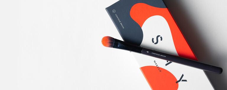 Kompozycja - Contour Brush nr 6 SAY Makeup