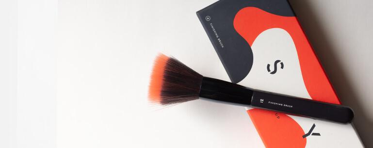 Kompozycja - Finishing Brush nr 12 SAY Makeup