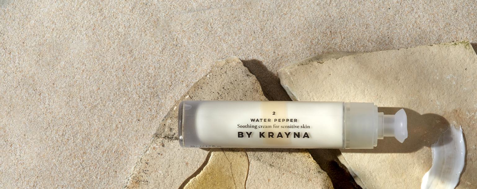 Kompozycja - KREM AY 2 WATER PEPPER OFF KRAYNA