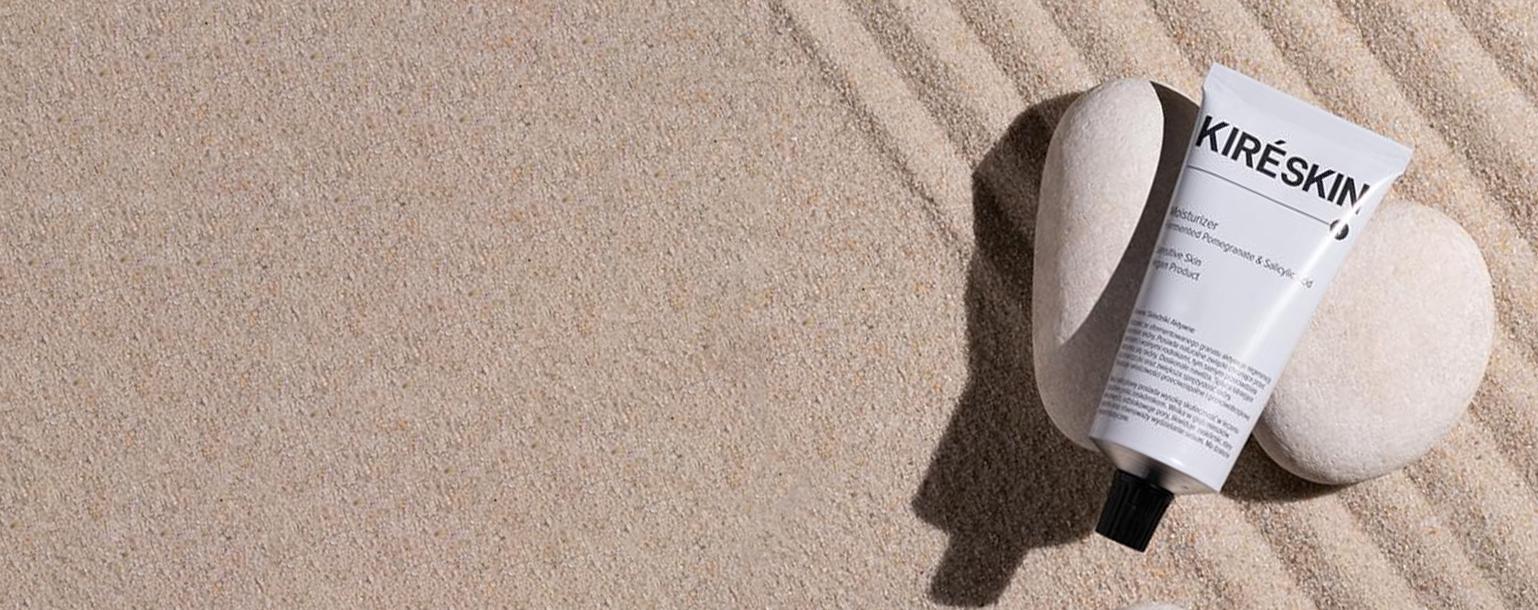 Kompozycja - Krem Sfermentowany Granat & Kwas Salicylowy Kiré Skin