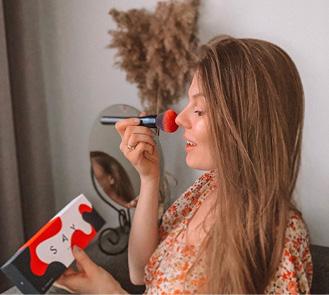 Użytkownicy - Powder Brush nr 11 SAY Makeup