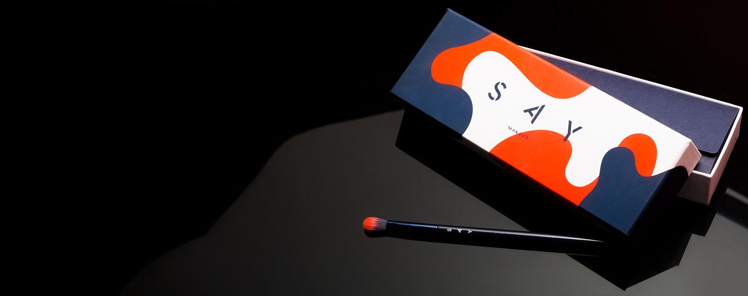 Kompozycja - Eye Blending Brush nr 4 SAY Makeup